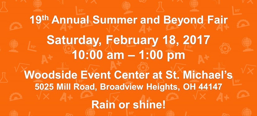 Summer and Beyond Fair 2017 Info