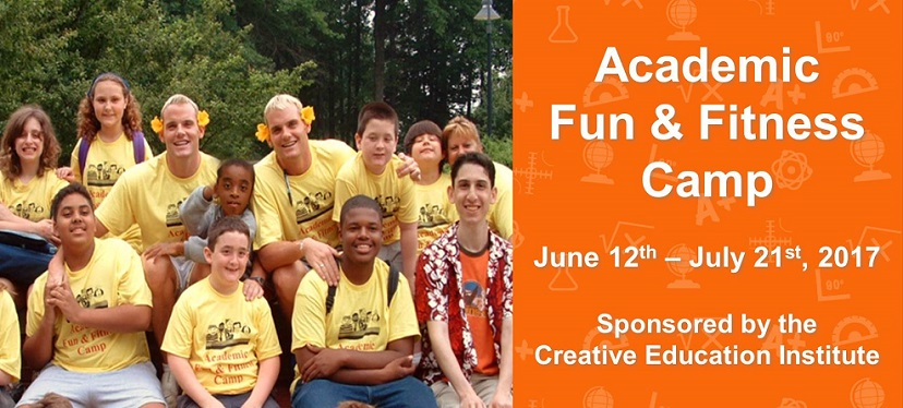 Academic Fun & Fitness Camp 2017