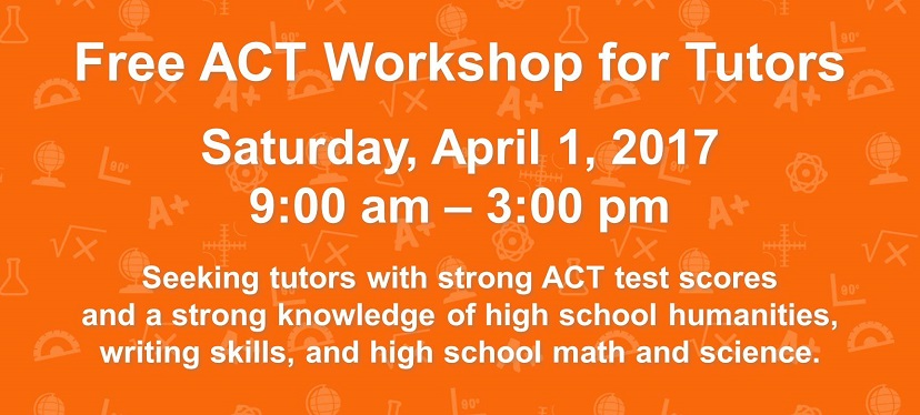 NCES Free ACT Workshop