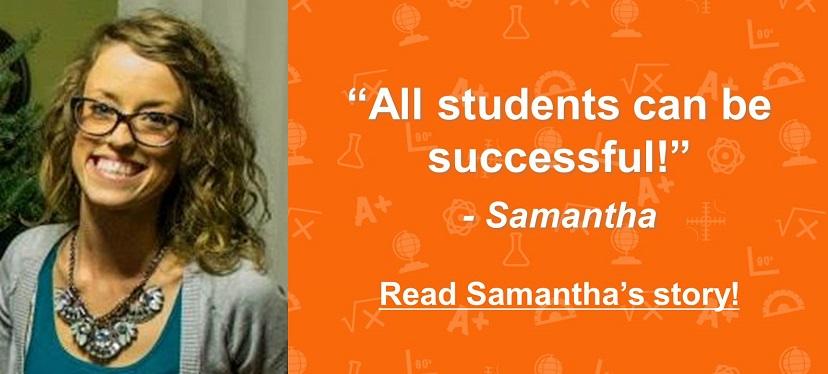 NCES -- Tutor, Samantha